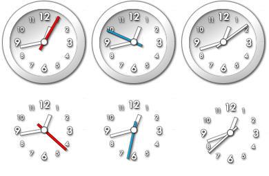 Shadow3 Clock