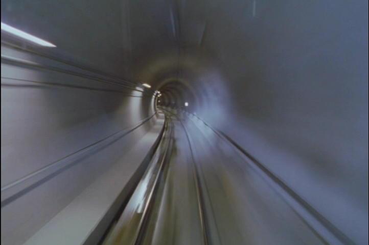 День в туннелях