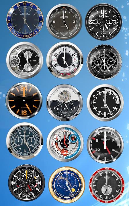 Clock-topia