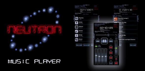 Neutron Music Player v.1.51