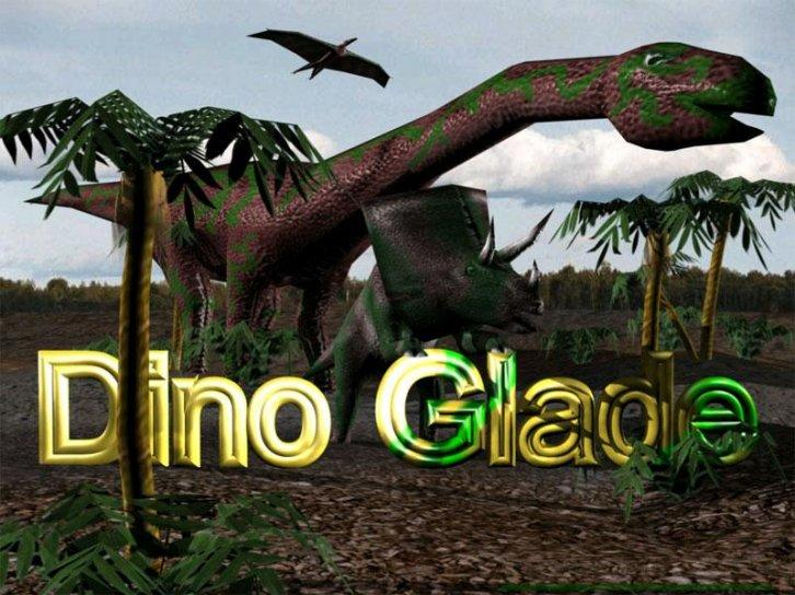 Dino Glade 3D Screensaver