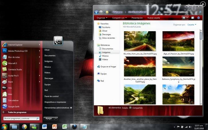 Alternative AE for Windows 7