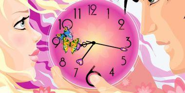 Romance Clock ScreenSaver v.2.3
