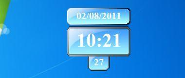 Numeric Clock
