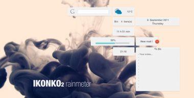 IKONKO2 rainmeter