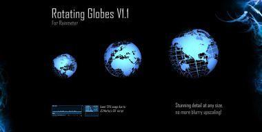 Rotating Globes V1.1