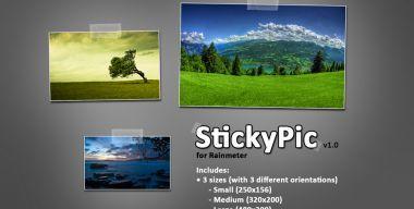 StickyPic v1.0