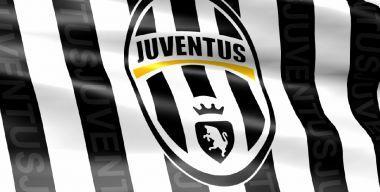 Флаг футбольного клуба Ювентус