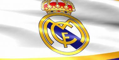 Флаг футбольного клуба Реал Мадрид