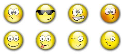 yazoo smilies