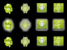 Andriod Robot Orb Pack