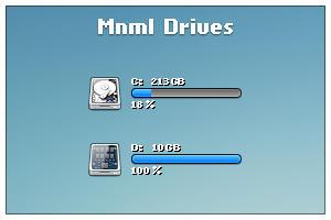 Mnml Drives
