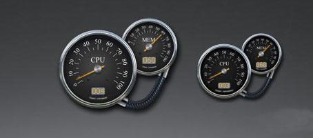 Classic Black CPU