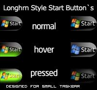 Longhorn Small Taskbar