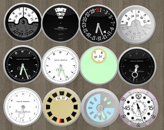 Time Eclectic Clock