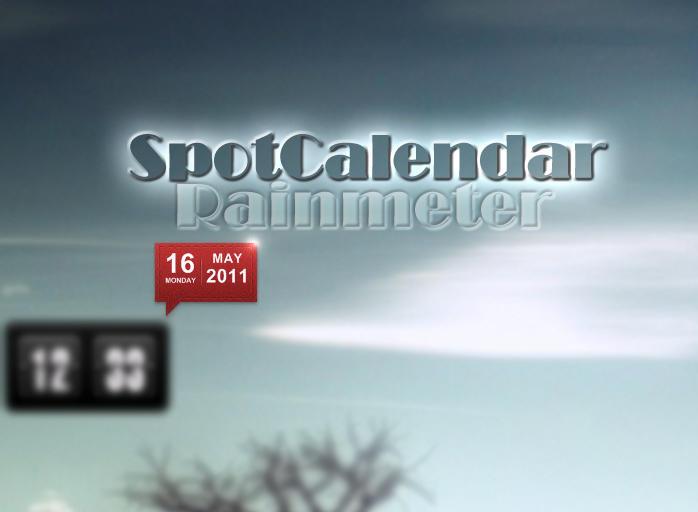 SpotCalendar