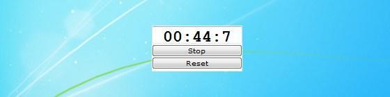 Stopwatch 101