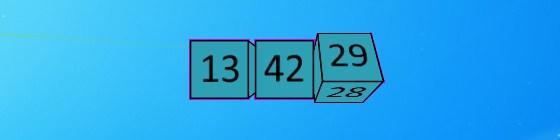Cubes Clock
