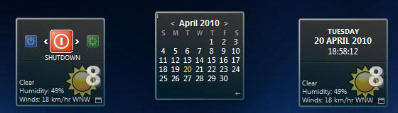 Simple system Date