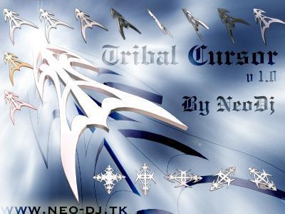 Tribal Cursor