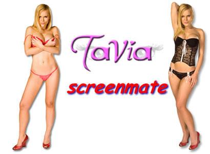Tavia screenmate