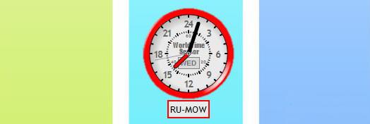 24Hr World Clock