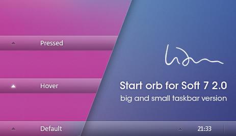 Start orb for Soft 7 2.0