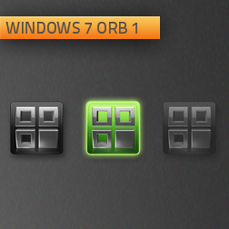 Windows 7 Start Orb 1