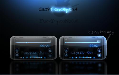 darKConcept0.4 release