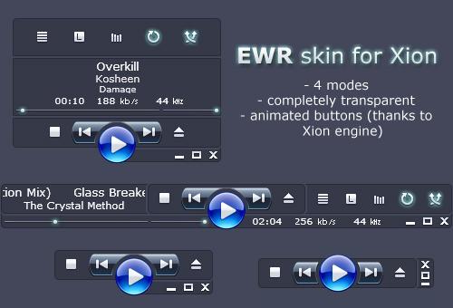 EWR for Xion