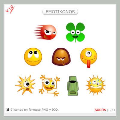 Emotikonos