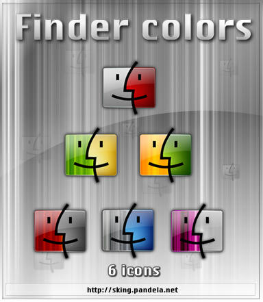 FinderColors