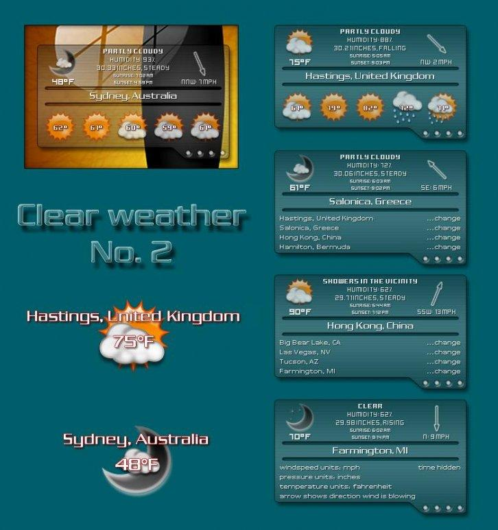 Clear weather No. 2