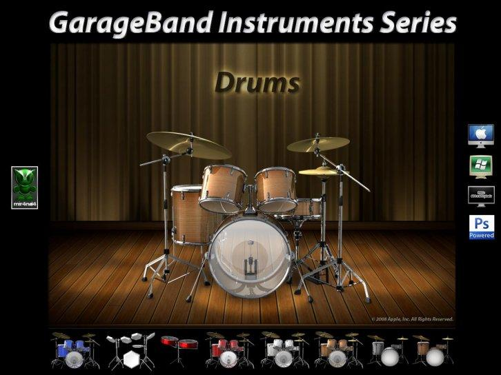GB Instruments Series