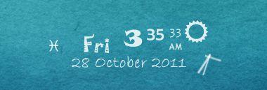 Cute Clock 2.1