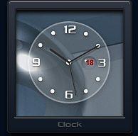 Glassy Clock II