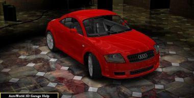 AutoWorld 3D Garage