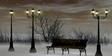 Полярный снег
