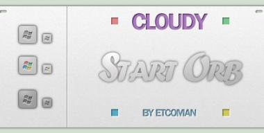 Cloudy Start Orb