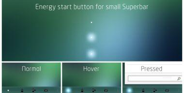 Energy dot for small taskbar
