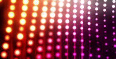Фиолетовые огни
