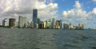 Городской пейзаж Майами