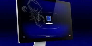 Scorpion Logon Screen V.2