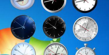 Longhorn Clock