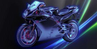 Мотоцикл F4