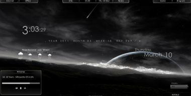 Raining Planets