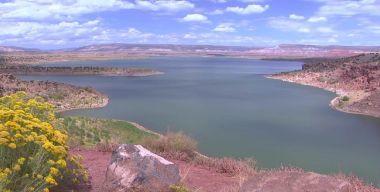 Аризонское озеро