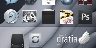 Gratia Icons