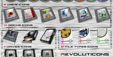 Revoluticons Suite
