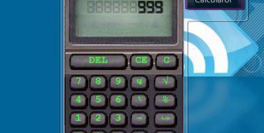 Big Sidebar Calculator